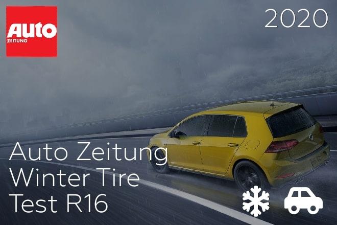 Auto Zeitung: Winter Tire Test R16
