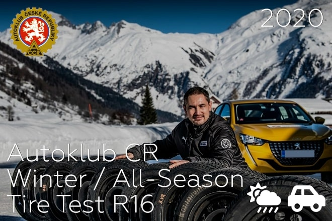 Autoklub CR: Winter / All-Season Tire Test R16