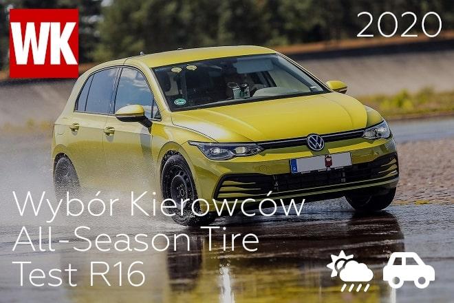 Wybór Kierowców: All-Season Tire Test R16