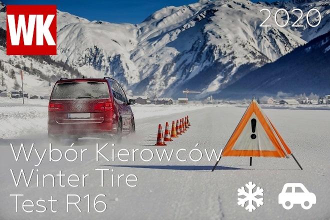 Wybór Kierowców: Winter Tire Test R16