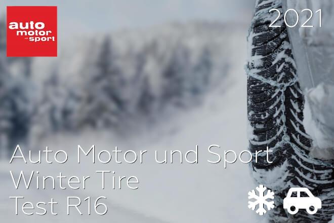 Auto Motor und Sport: Winter Tire Test R16