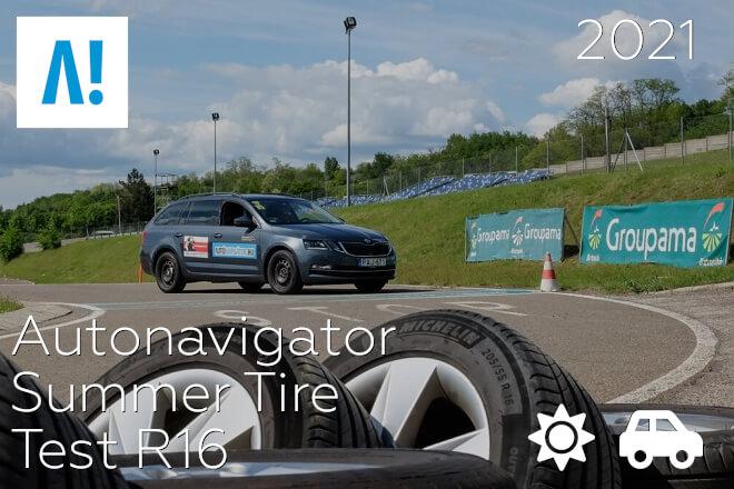 Autonavigator: Summer Tire Test R16