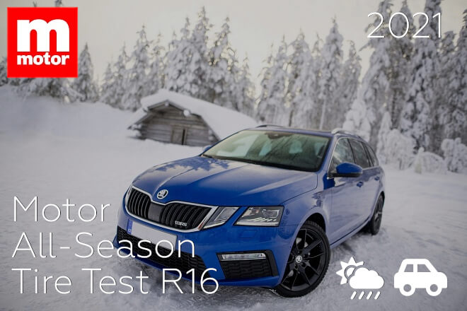 Motor: All-Season Tire Test R16