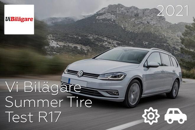 Vi Bilägare: Summer Tire Test R17
