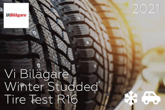 Vi Bilägare: Winter Studded Tire Test R16