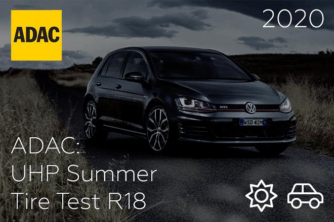 ADAC: UHP Summer Tire Test R18