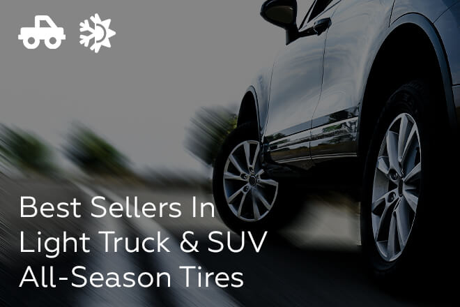 Amazon.com: Best Sellers in Light Truck & SUV All-Season Tires