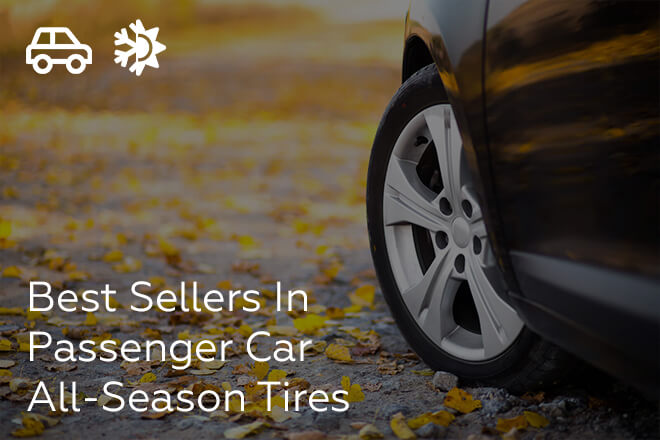 Amazon.com: Best Sellers in Passenger Car All-Season Tires