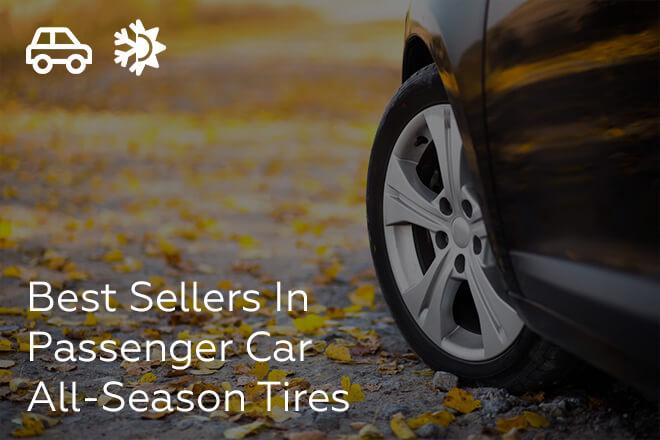 Amazon.com: Best Sellers in Passenger Car All-Season Tires