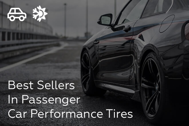 Amazon.com: Best Sellers in Passenger Car Performance Tires