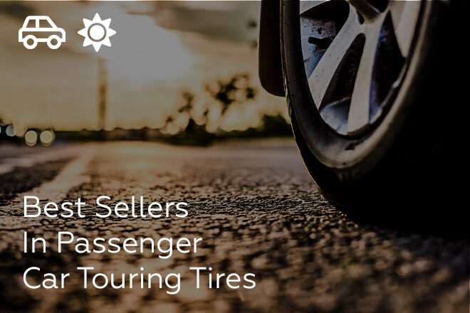 Amazon.com: Best Sellers in Passenger Car Touring Tires
