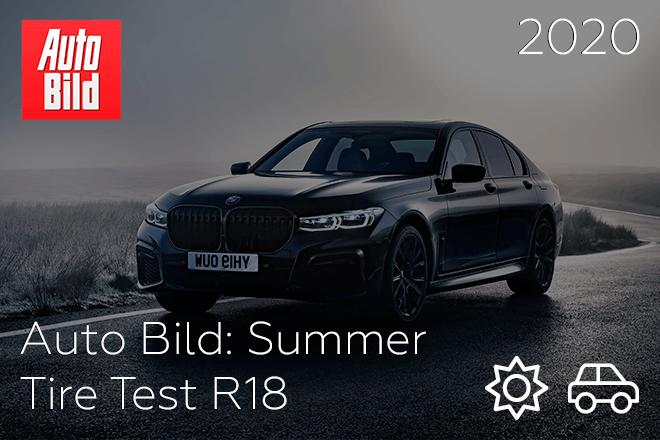 Auto Bild: Summer Tire Test R18