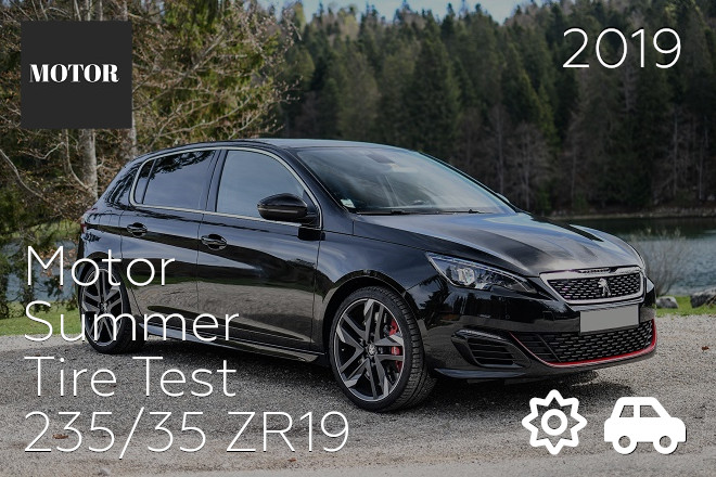 Motor: Summer Tire Test 235/35 ZR19