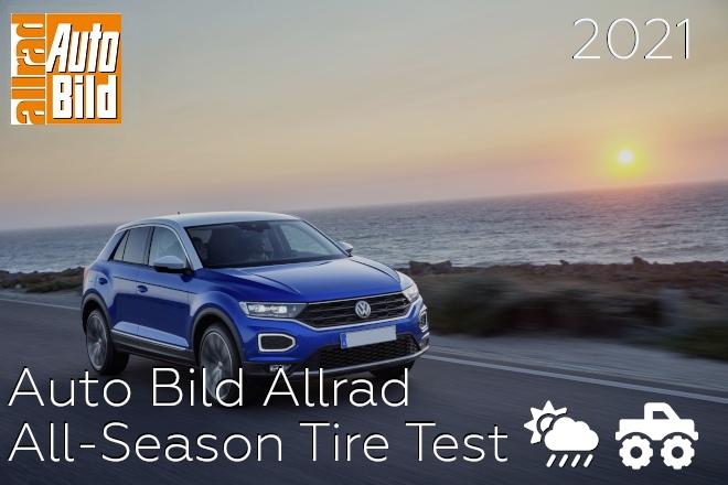 Auto Bild Allrad 2020/2021: All-Season Tire Test