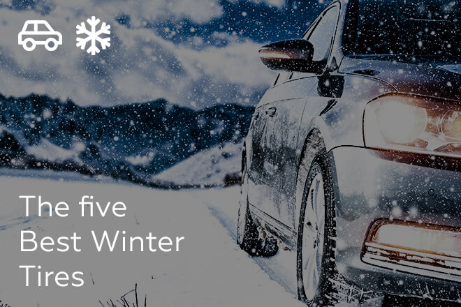 PMCtire.com: The 5 Best Winter Tires