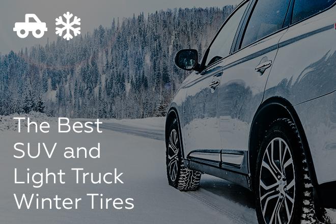PMCtire.com: The Best SUV & Light Truck Winter Tires