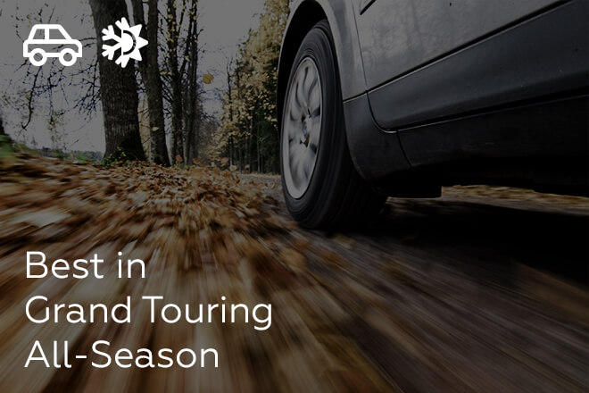 TireRack.com: Best in  Grand Touring All-Season