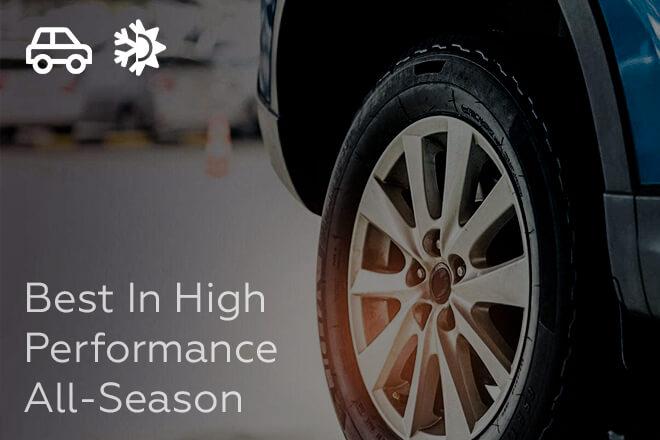 TireRack.com: Best in  High Performance All-Season