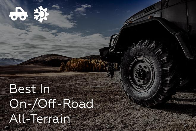 TireRack.com: Best in On-/Off-Road All-Terrain