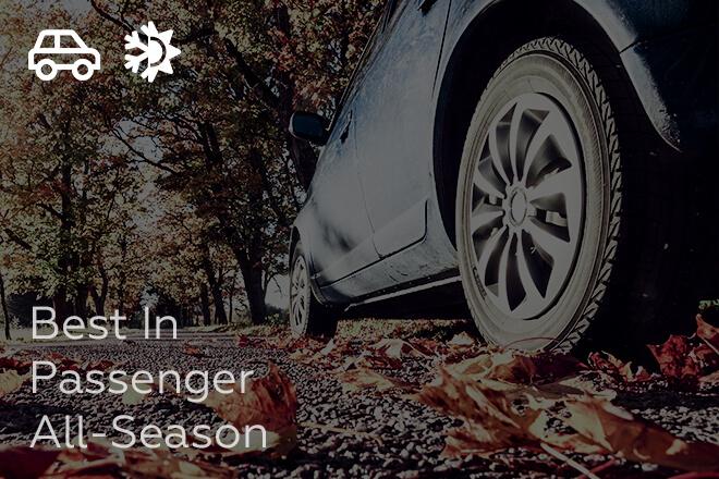 TireRack.com: Best in Passenger All-Season