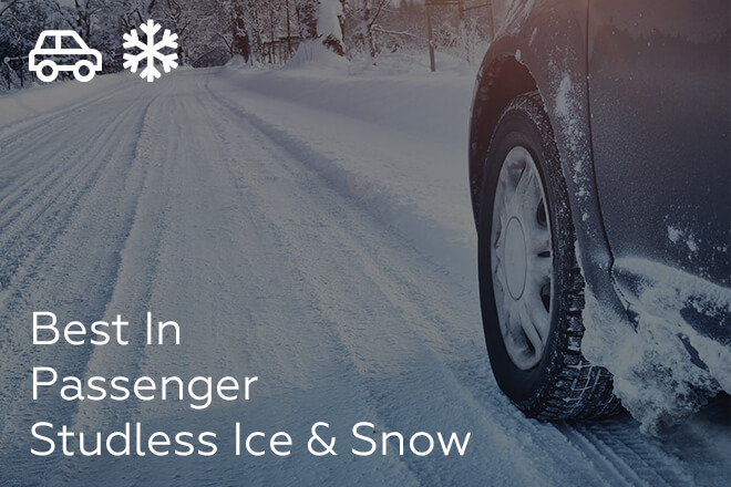 TireRack.com: Best in Passenger Studless Ice & Snow