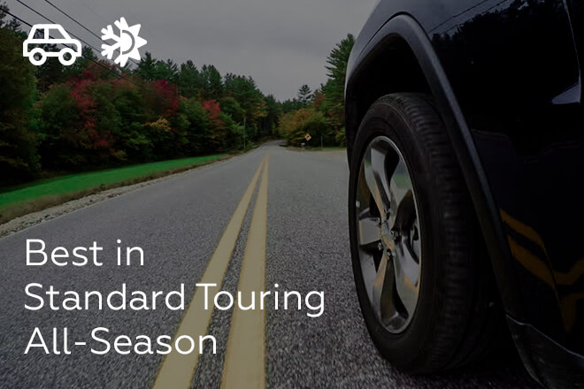 TireRack.com: Best in Standard Touring All-Season