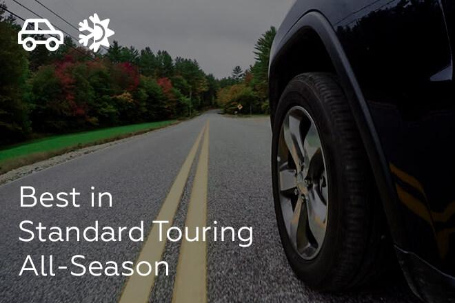 TireRack.com: Best in Standard Touring All-Season