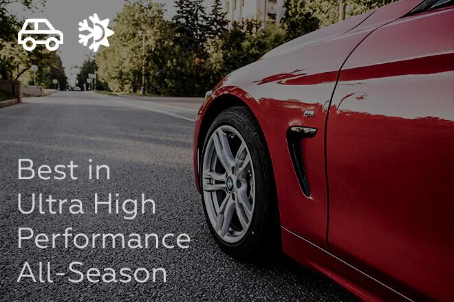 TireRack.com: Best in Ultra High Performance All-Season