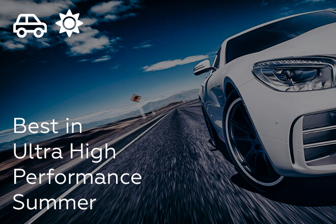 TireRack.com: Best in Ultra High Performance Summer