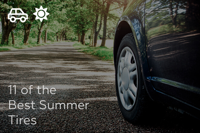 Tyrereviews.co.uk: 11 of The Best Summer tires