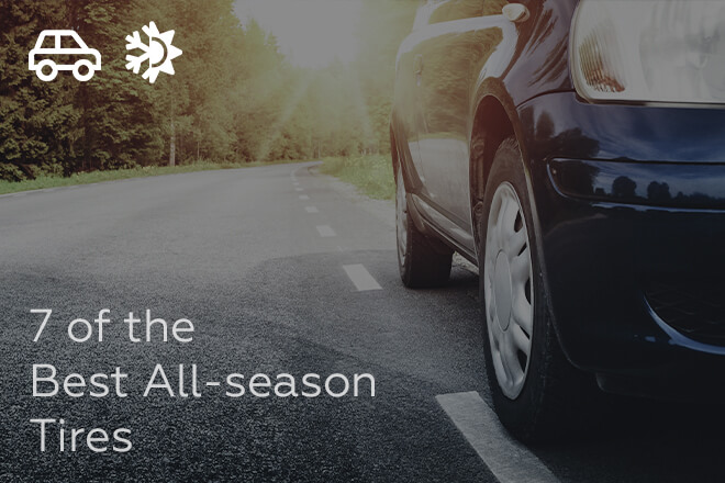 Tyrereviews.co.uk: 7 of the Best All-Season tires