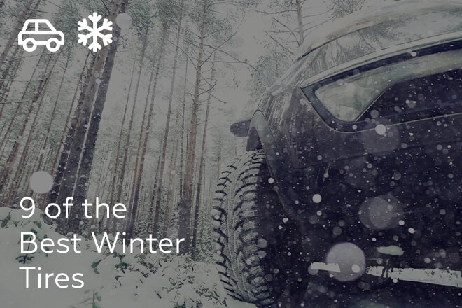 Tyrereviews.co.uk: 9 of The Best Winter tires