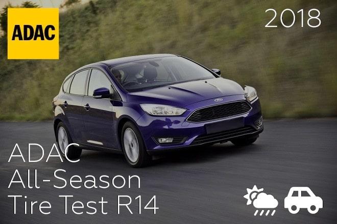 ADAC: All-Season Tire Test R14