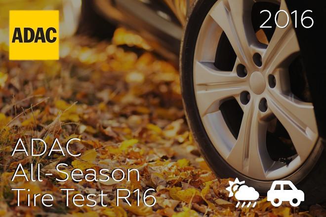 ADAC: All-Season Tire Test R16