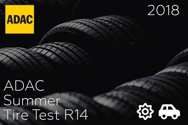 ADAC: Summer Tire Test R14