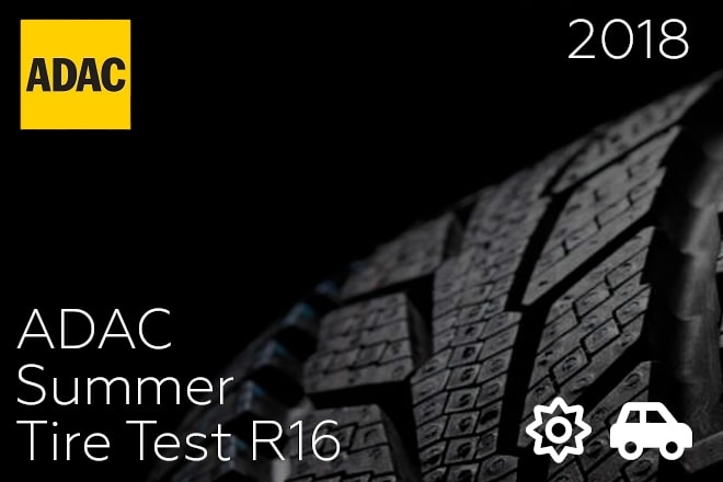 ADAC: Summer Tire Test R16