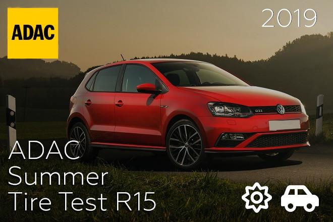 ADAC: Summer Tire Test R15