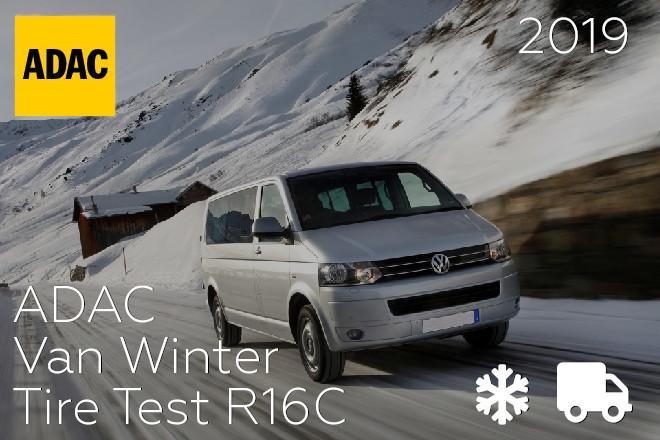 ADAC: Van Winter Tire Test R16C