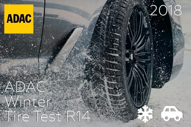 ADAC:  Winter Tire Test R14