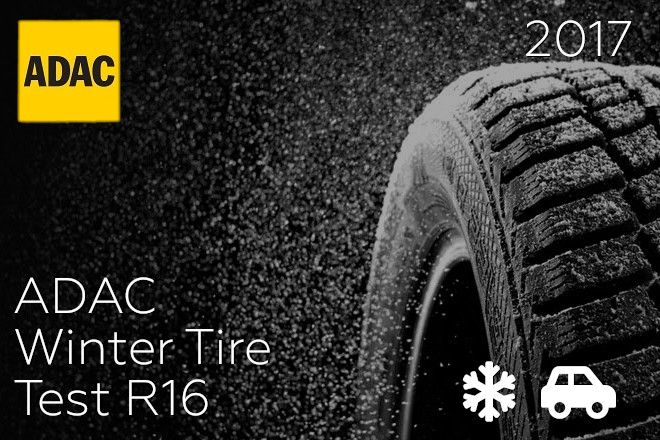 ADAC: Winter Tire Test R16