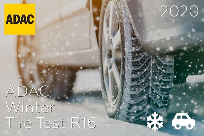 ADAC: Winter Tire Test R16