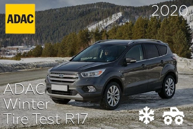 ADAC: Winter Tire Test R17