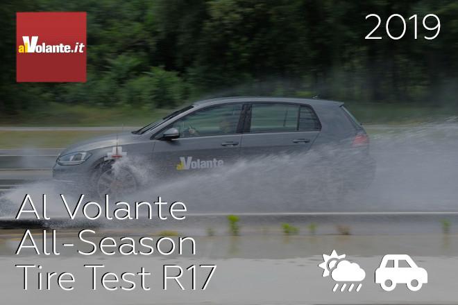 Al Volante: All-Season Tire Test R17