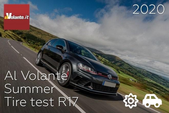 Al Volante: Summer Tire test R17