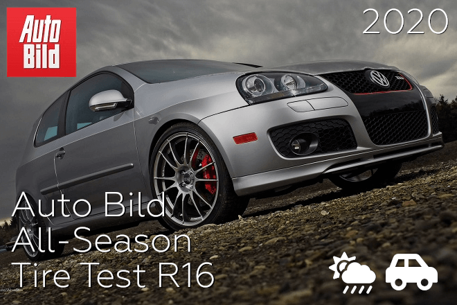 Auto Bild: All-Season Tire Test R16