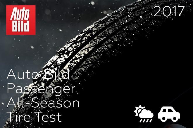 Auto Bild: Passenger All-Season Tire Test