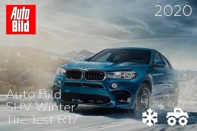 Auto Bild: SUV Winter Tire Test R17