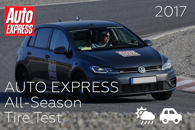 AUTO EXPRESS: All-Season Tire Test