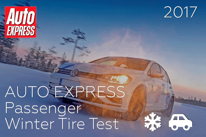AUTO EXPRESS: Passenger Winter Tire Test