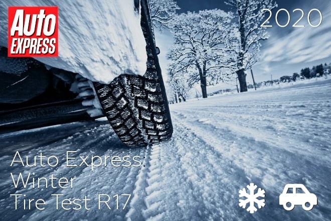 Auto Express: Winter Tire Test R17